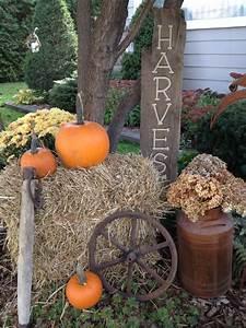 Fall, Harvest, Decor
