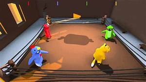 Gang Beasts Anteprima GamesVillageit