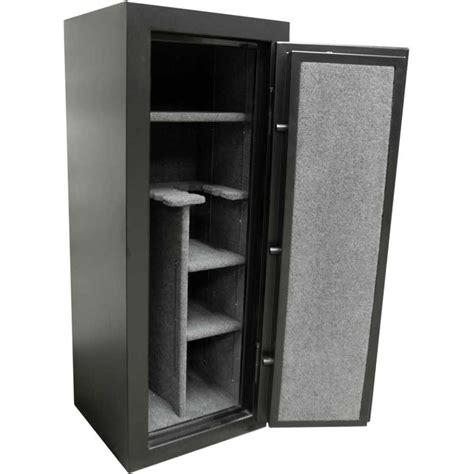 homak gun cabinet replacement locks homak hs50131160 16 gun 30 minute safe w electronic