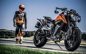 Wallpaper KTM 790 Duke, 4K, Automotive / Bikes, #16378