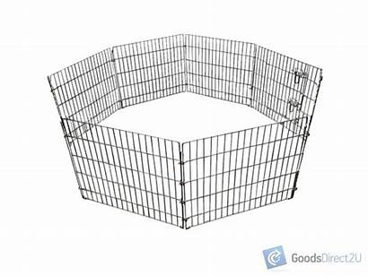 Playpen Pet Luxury Steel Medium Xl Goodsdirect2u