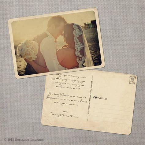 vintage wedding   postcards wedding