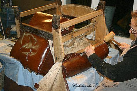 refection canape cuir l 39 atelier du cap gris nez