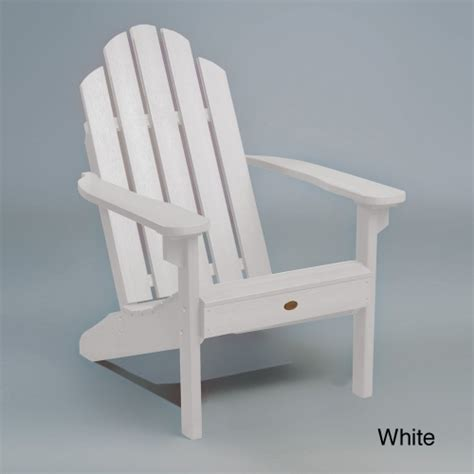 adirondack chair weathered acorn by highwood usa llc
