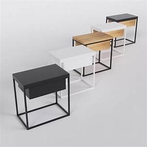 Nachtkästchen Für Boxspringbett : minimalistischer nachttisch bedroom nightstand table ~ Watch28wear.com Haus und Dekorationen