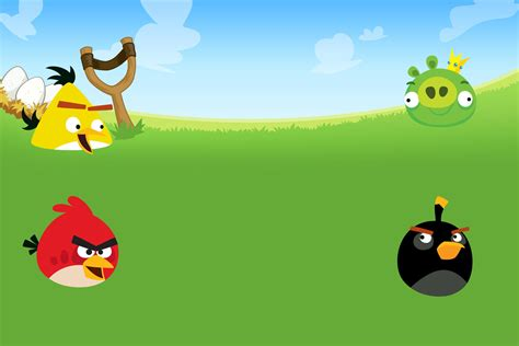Angry Birds Background Angry Bird Background Www Imgkid The Image