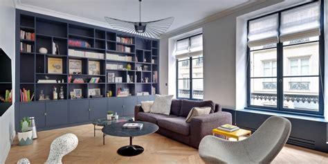 avant apres  appartement parisien sublime par une