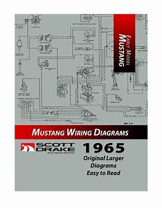 New  1965 Ford Mustang Wire Diagram Manual Larger Easy To