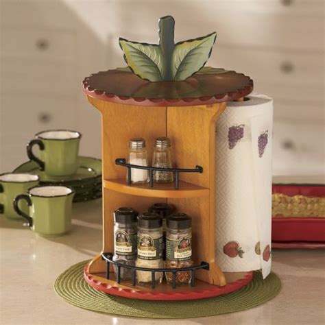 Revolving Countertop Apple Organizer From Ginny's ® This