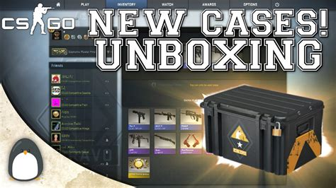 cs go weapon 2 unboxing thanks to silent