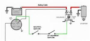 Cub Cadet Solenoid Wiring Questions  U0026 Answers  With