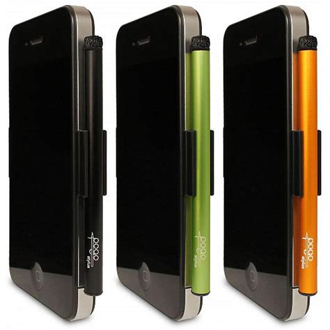 stylus for iphone ten one design pogo stylus for iphone 4 gadgetsin