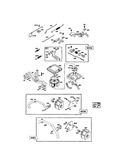 16 Hp Brigg Part Diagram by Wiring Diagram 16 Hp Vanguard Model 303447