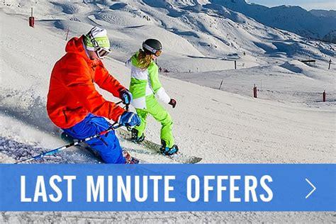 ski deals cheap ski chalet offers skiworld