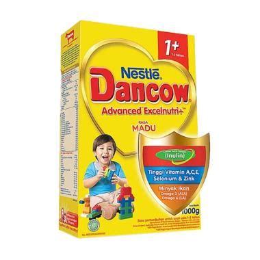 Dancow 3 Madu 1000g jual dancow madu 1 formula 1000g harga