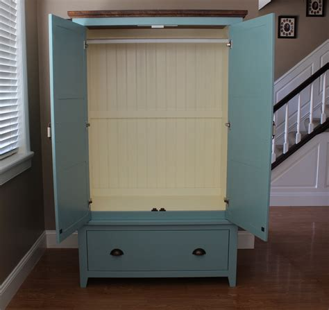 ana white french county wardrobe diy projects