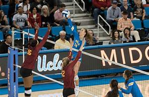 Women's volleyball goes down to USC in five-setter | Daily ...