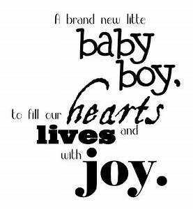 Inspirational Q... Baby Boy Life Quotes