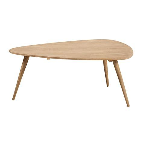 nappe ovale maison du monde tavolino da salotto vintage in legno massello di mango trocadero maisons du monde