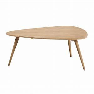 Table Maison Du Monde : table basse vintage en manguier massif 120x85 trocadero maisons du monde ~ Teatrodelosmanantiales.com Idées de Décoration