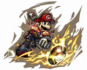 Wii Mario Strikers Charged