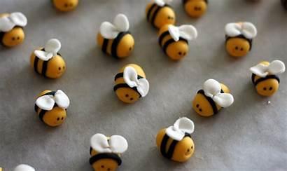 Fondant Bumble Bee Tutorial Bees Cake Bzzz