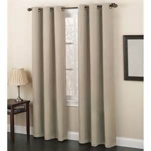 envision studio montego grommet panel curtain shopko