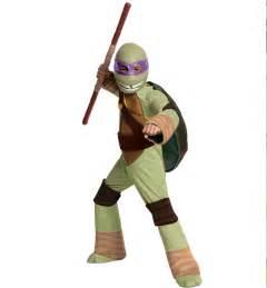 Donatello Teenage Mutant Ninja Turtle Costume