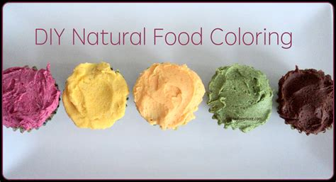 diy cuisine diy food coloring eat play more
