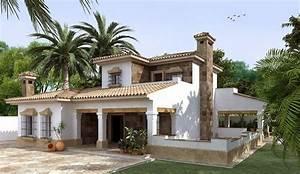 10 Fachadas de bellas casas coloniales - Planos y Fachadas