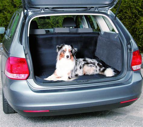 couverture de coffre pour chien protection 120 150cm noir