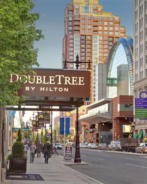 doubletree by hilton philadelphia center city in philadelphia