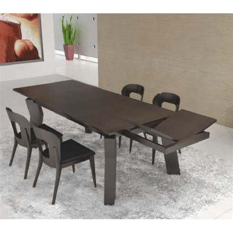 table de s 233 jour design rectangulaire avec rallonge opium