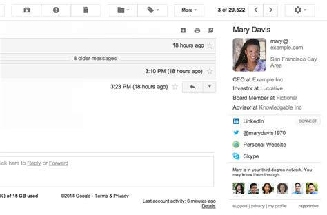 6 tips to craft an email that will land you your