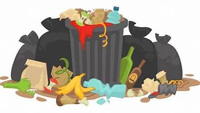 Clipart Rubbish Restaurant Waste Energy Transparent Management