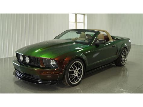 2007 Ford Mustang Gt For Sale
