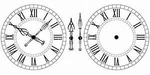 Römische Zahlen Uhr : illustration uhr ~ Orissabook.com Haus und Dekorationen