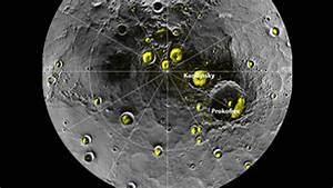 Life on Mercury? Scientists claim discovery of water on ...