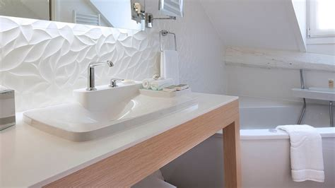 cr馘ence cuisine blanche awesome salle de bain faience blanche ideas awesome interior home satellite delight us