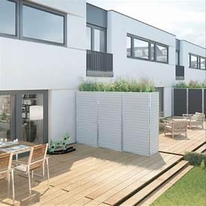 die 25 besten ideen zu trennwand garten auf pinterest With französischer balkon mit sitzbank für den garten