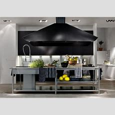 Excellent Stainless Steel Kitchen Combine With Wooden