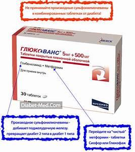 Лекарства доппельгерц от диабета