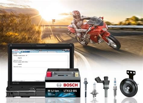 Bosch Motorcycle Division Ramps Up