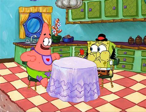 spongebuddy mania spongebob episode grandmas kisses