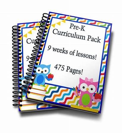Curriculum Preschool Pre Homeschool Kindergarten Know Prek