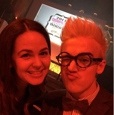 Giovanna Fletcher joined the McBusted boys at the Cosmo ...