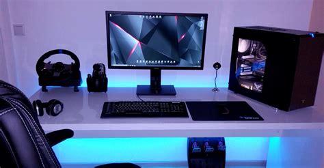Gaming Setup, Computer Desk