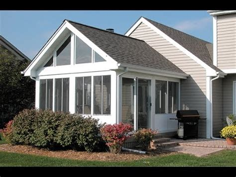 sun room addition cost raleigh nc youtube