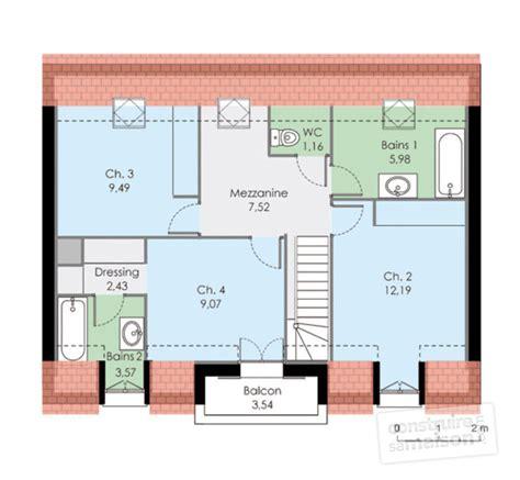 plan maison 7 chambres plan combles 3 chambres versailles 13 oosaulenko xyz