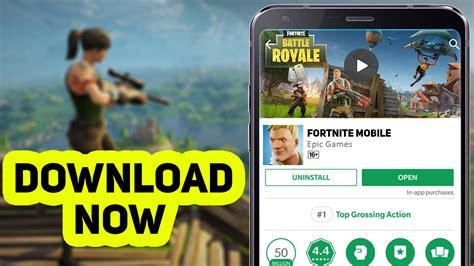 fortnite installer how to install fortnite mobile for android